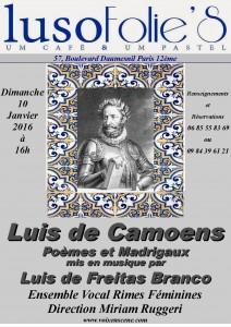 Concert Lusofolies